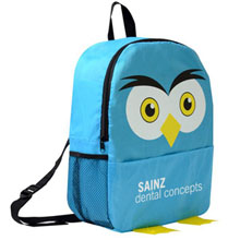 Paws N Claws Backpack - Owl