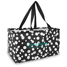Large Utility Bubble Tote