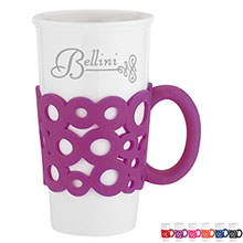Lacey Mug, 16oz., BPA Free - Free Set Up Charges!