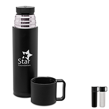 Cantania Thermal Bottle, 10oz. - Free Set Up Charges!