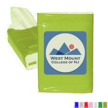 Mini Tissue Packet, 10 ct
