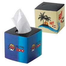 Mini Cube Tissue Box, 30 ct