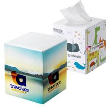 Custom Tissue Box, 80 ct