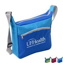 Cross Body 600D Polyester Tablet Bag