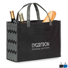 Diamonte Non-Woven Shopper - Free Set Up Charges!