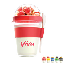 Yo2Go Yogurt Cup, 12oz.
