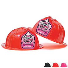 Fire Station Favorite Hat Pink Jr. Firefighter Design, Custom