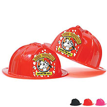 Fire Station Favorite Hat Red Dalmatian Design, Custom