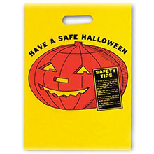 Halloween Bag - Yellow, Jack Design