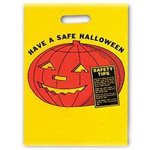 Halloween Bag - Yellow, Jack Design