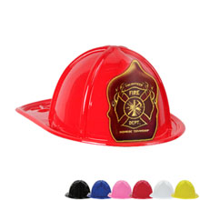 Custom Kid's Junior Firefighter Hat