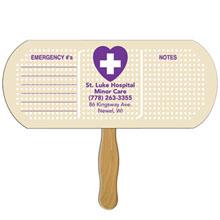 Bandage Hand Fan