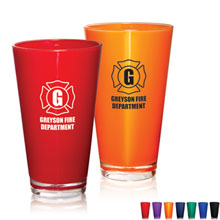 Heavyweight Unbreakable Cup, 16oz. - Free Set Up Charges!