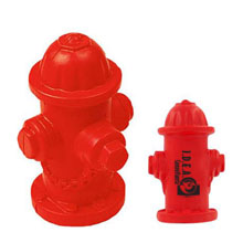Fire Hydrant Stress Shape