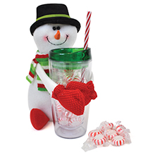 Snowman Gift Set w/ Starlight Mints