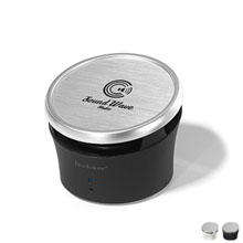 Brookstone® Bluetooth® Drum Speaker