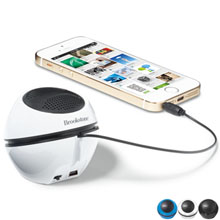 Brookstone® Swivel Speaker