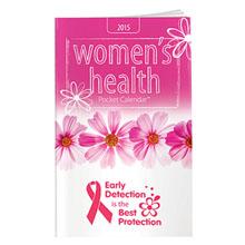 Women's Pocket Calendar & Health Guide 2015, Stock