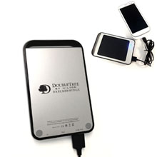High efficiency Solar Power Bank, 6000 mAh