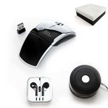 Bluetooth Speaker, Earphone & Wireless Mouse Gift Set