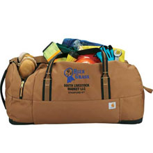 Carhartt® Signature 1200D Work Duffel Bag, 30""