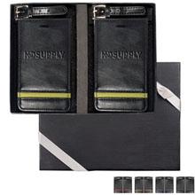 Alpha™ Two Luggage Tag Set