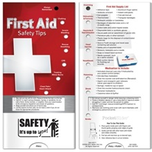 First Aid Safety Pocket Sliders™