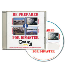 Be Prepared for Disaster CD