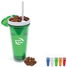 Snack & Go Tumbler, 14oz., BPA Free