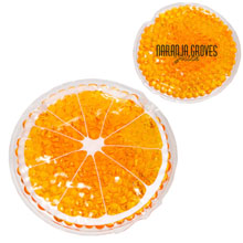 Aqua Pearls Orange Deluxe Hot & Cold Pack