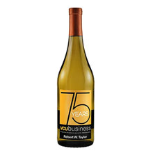 Chardonnay White Wine, Full Color, 750ml