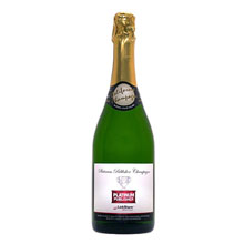CA Champagne Sparkling White Wine, Full Color, 750ml
