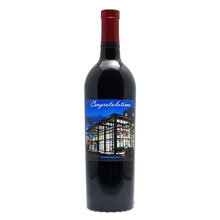 Cabernet Sauvignon Red Wine, Full Color,  750ml