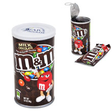 M&M's Plain, Premium Gift Canister
