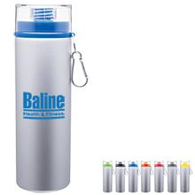 Tahoe Aluminum Bottle, 28 oz. - Free Set Up Charges!