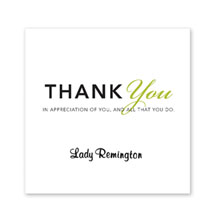 Thank You Gift of Inspiration Quotation Book