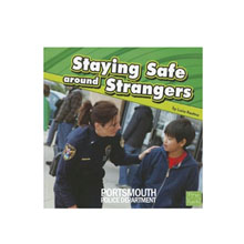 Staying Safe Around Strangers First Facts Book