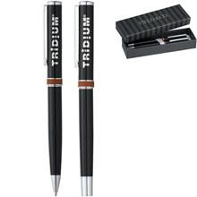 Field & Co.™ Ballpoint & Rollerball Pen Set