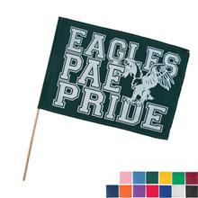 """Fan Flag, 14"""" x 19"""""""