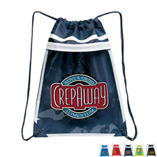 Ever Clear Drawstring Bag