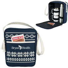Fair Isle Insulated Bottle & Mug Set