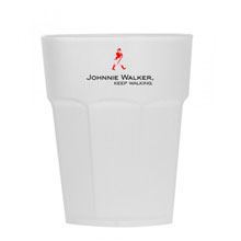 Edinburg Rocks Plastic Cup, 12oz.