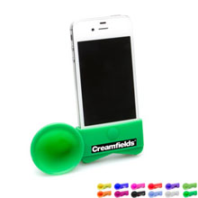 Econo iPhone Megaphone Speaker & Stand