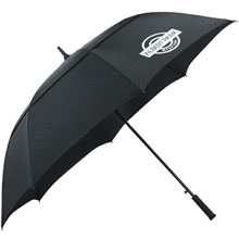"Cutter & Buck® Vented Golf Umbrella, 64"" Arc"