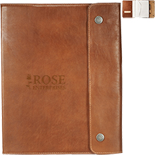 Alternative® Leather Refillable Journal
