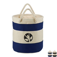 Capri Cotton Storage Utility Tote