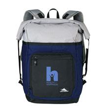 High Sierra® Tethur Rolltop Compu-Backpack