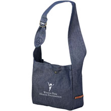 Alternative® Cross Body Slouch Tote