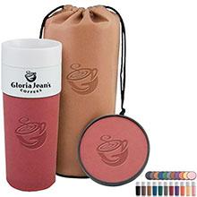 Alta Porcelain Tumbler & Coaster Gift Set