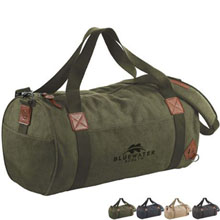 Alternative® Cotton Barrel Duffel, 20""